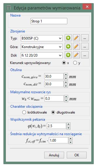 parametry_wymiarowania